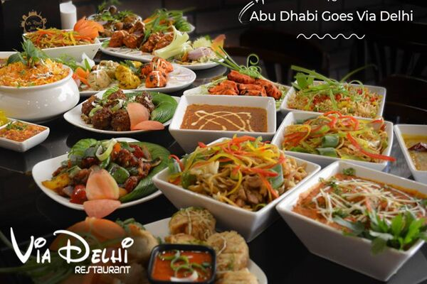 Mughalai Food In Abu Dhabi