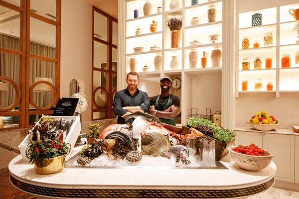 Gaia greek cuisine