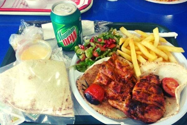 student friendly food in dubai