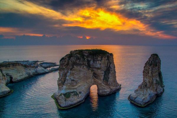 Honeymoon in Lebanon