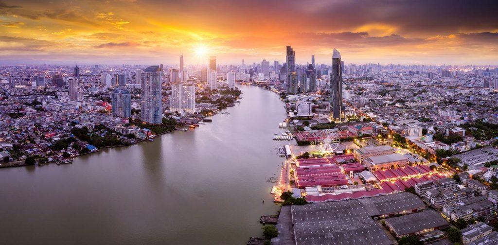 Bangkok In Thailand Is The Most Visited City In The World