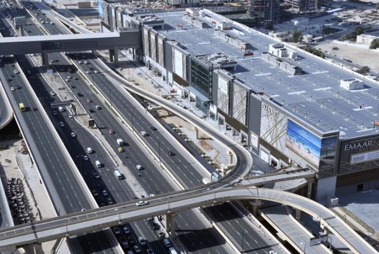 New Bridges, Walkway To Ease Traffic Near Dubai Mall