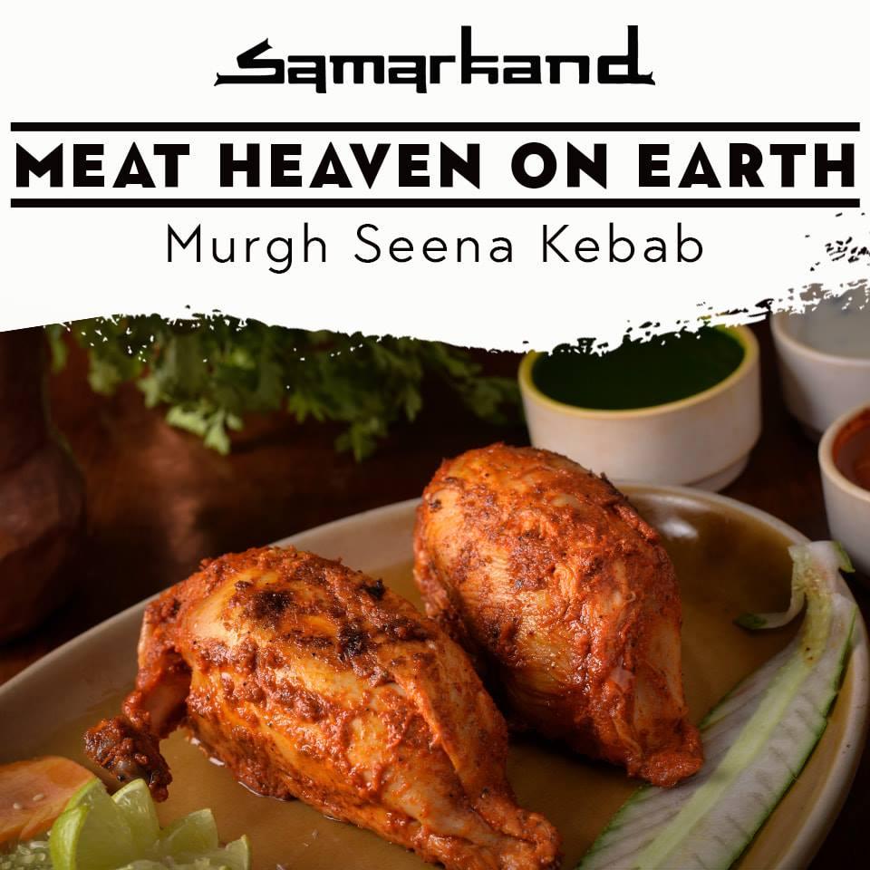 best kebab places in bangalore, samarkand