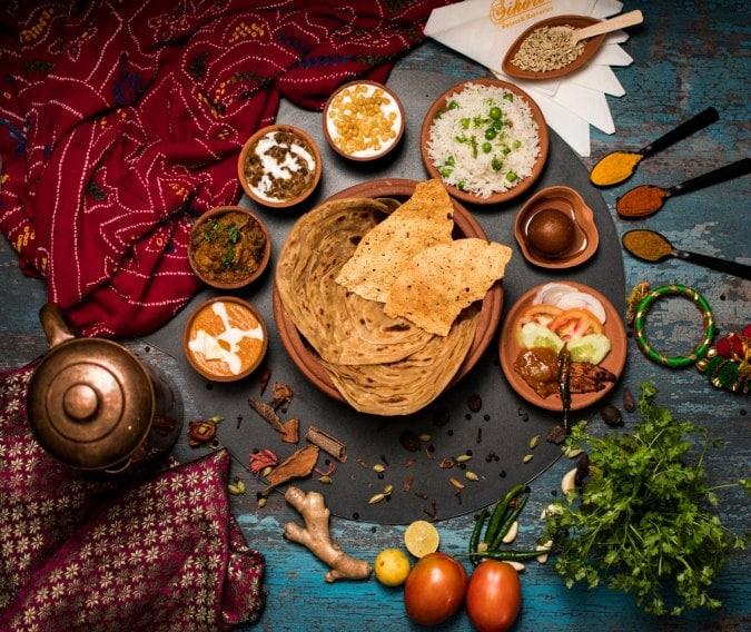 best paratha places in bangalore, sikori