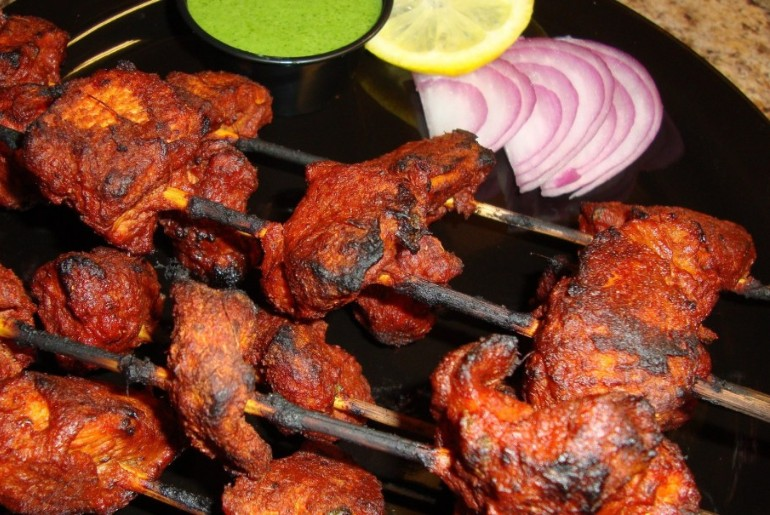 best tandoori chicken places