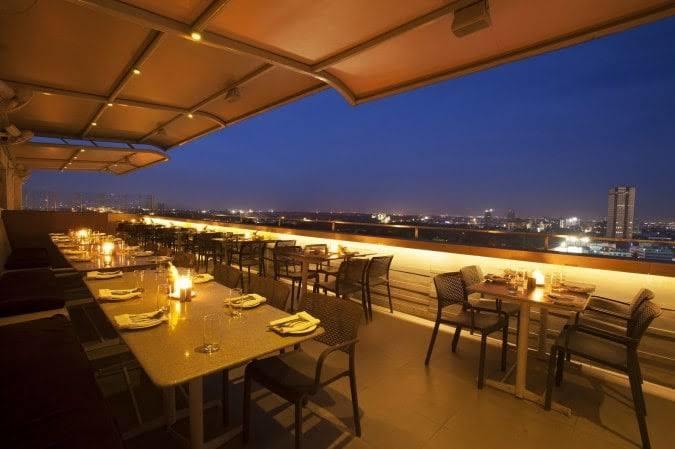 post karva chauth dinner restaurants in bangalore, ebony