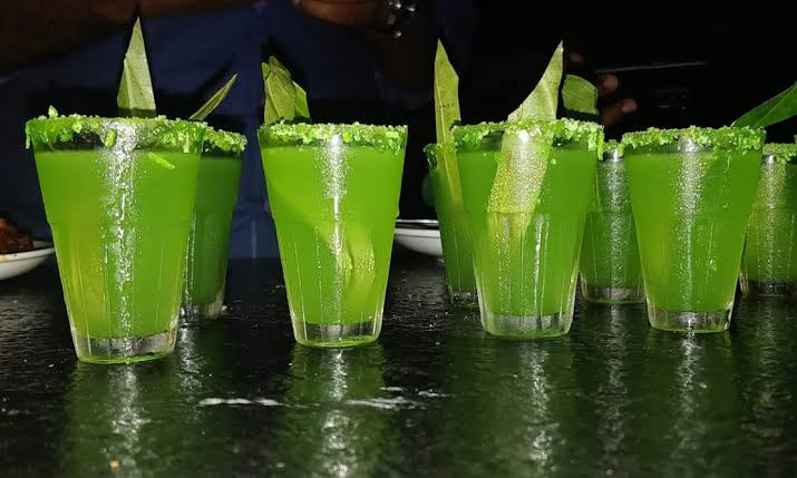 paan places in bangalore, tipsy bull