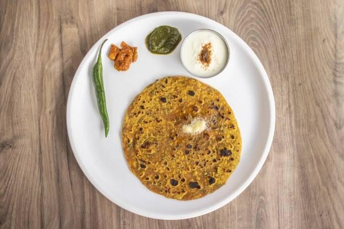 best paratha places in bangalore, tiwari's