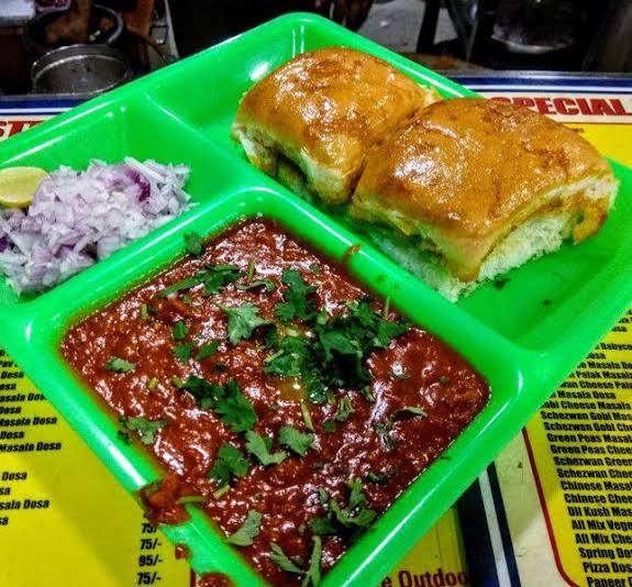best pav bhaji places in bangalore, 99 variety dosa & pav bhaji