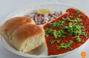 best pav bhaji places in bangalore, richie rich