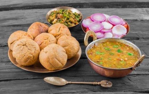 best rajasthani places in bangalore, dal bati corner