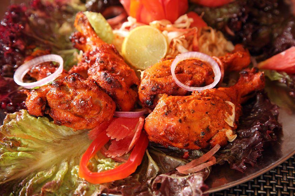 best tandoori chicken places in pune, taaareef