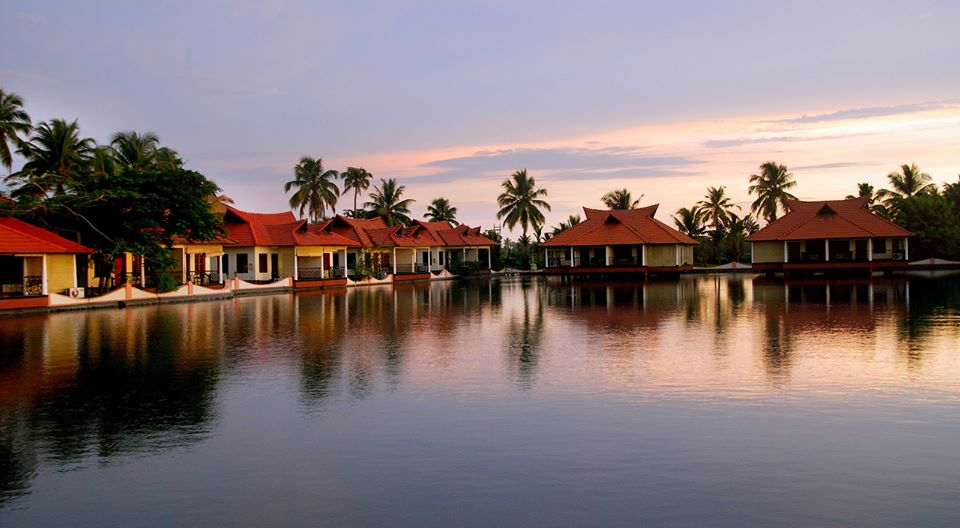 floating hotels in india