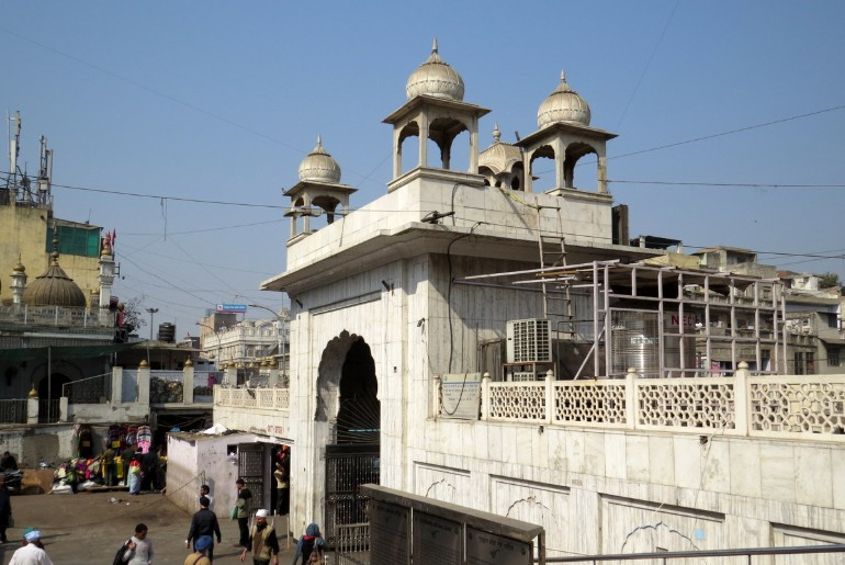 iconic gurudwaras in Delhi