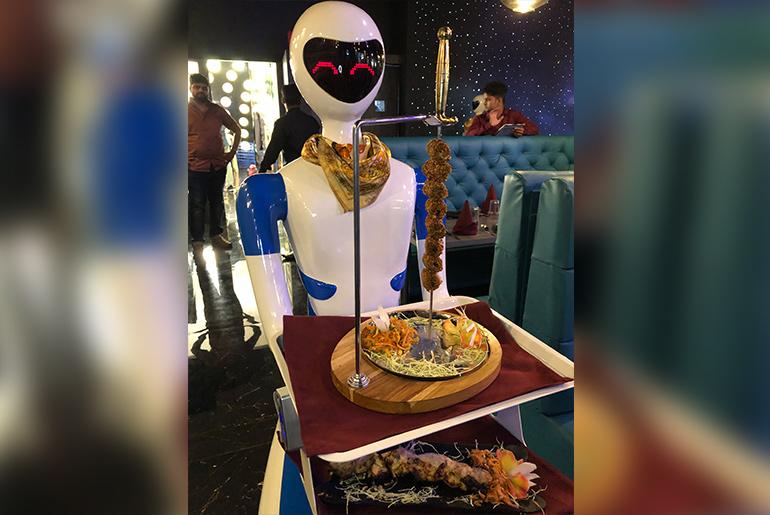Nagpur Robot Restaurant