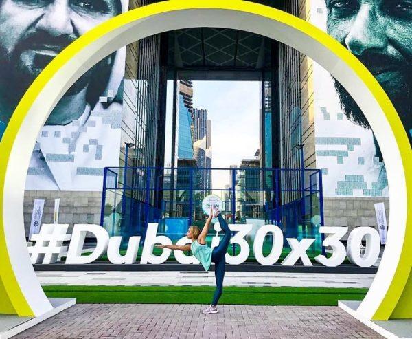 Dubai 30 x 30