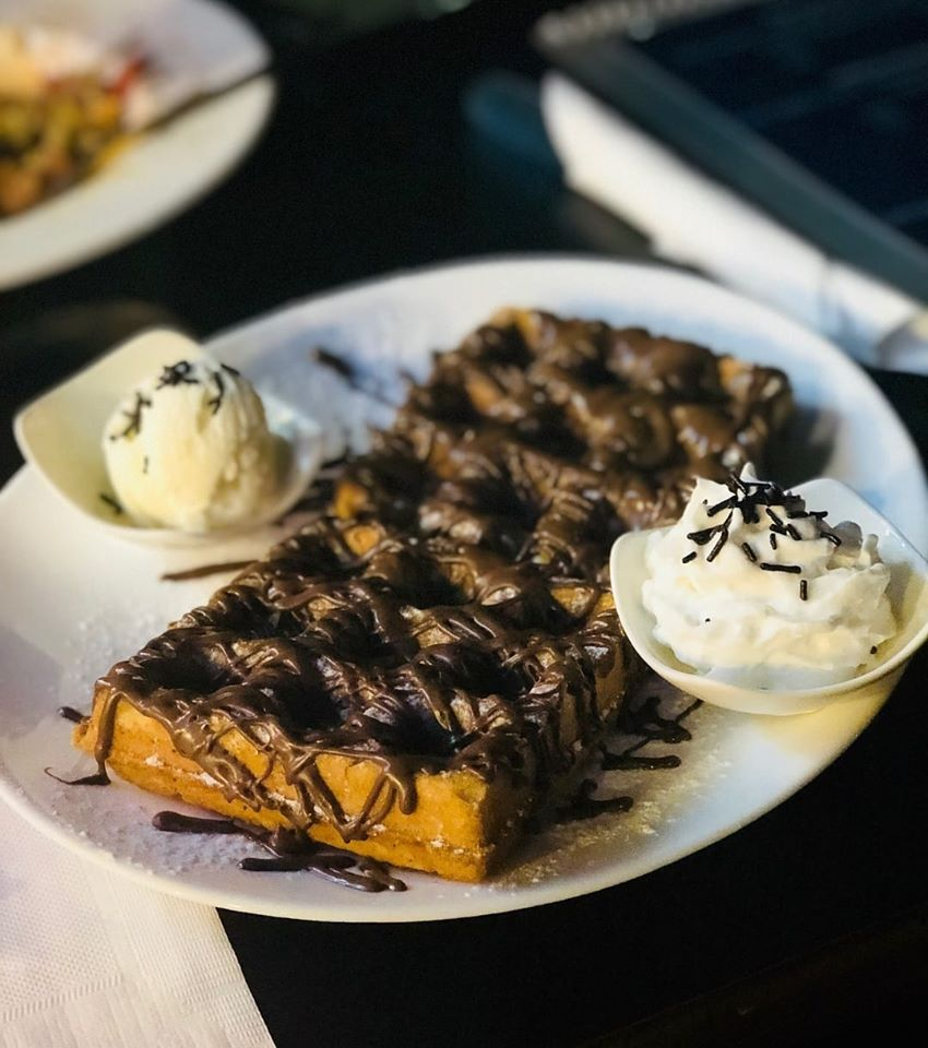 Best Waffle Places
