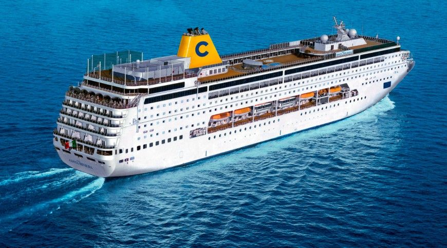 Cruises from India
