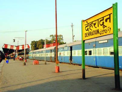 dehradun station