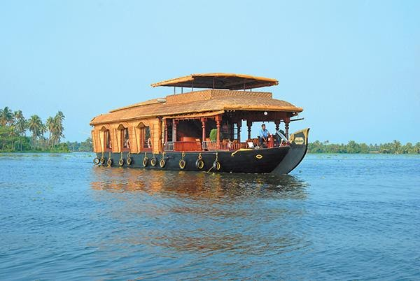 Houseboat Chilika Lake