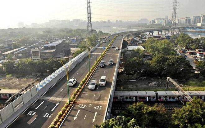 BKC-Chunbhatti Corridor
