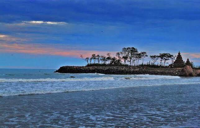 Most Romantic Honeymoon Beach Destinations In India, mahabalipuram