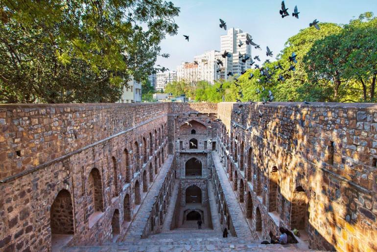 Instagrammable spots in Delhi
