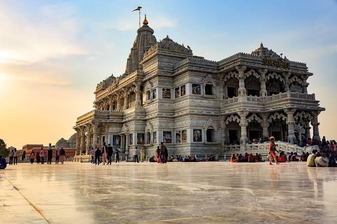 best march honeymoon destinations in india, vrindavan