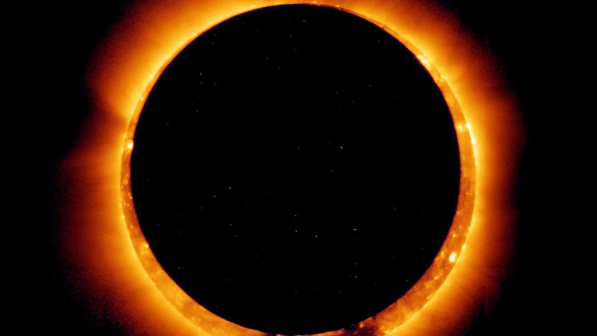 A Rare Solar Eclipse Will Be Visible In The Uae Skies Next Month Curly Tales