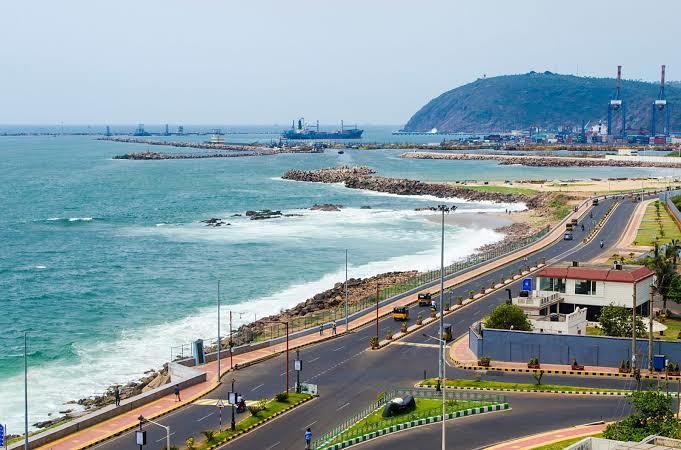 Most Romantic Honeymoon Beach Destinations In India, vishakapatnam