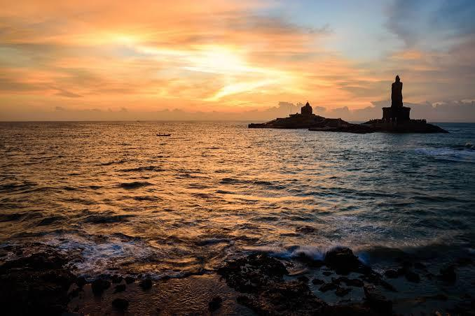 Most Romantic Honeymoon Beach Destinations In India, kanyakumari