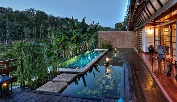 Luxury Resorts New Year's Getaways From Bangalore, orange county coorg