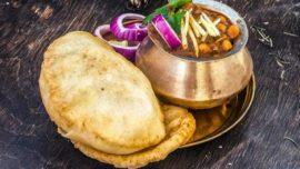 best chole bhature places in pune