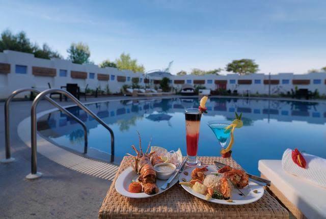 Luxury Resorts New Year's Getaways From Bangalore, goldfinch retreat