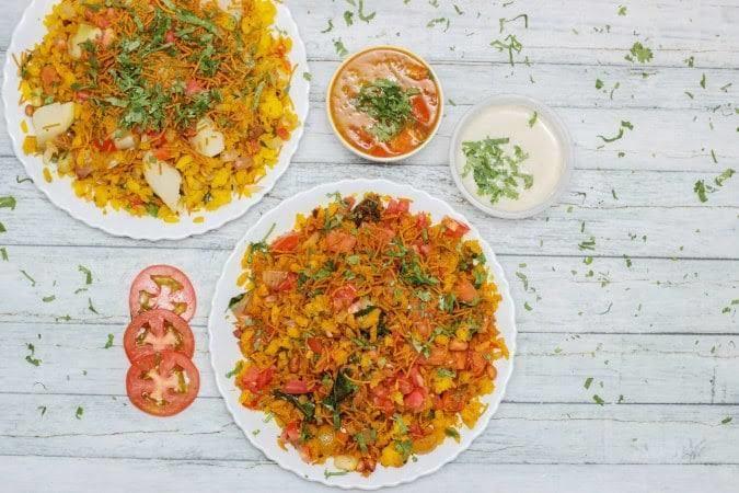 best maharashtrian food places in bangalore, poha house