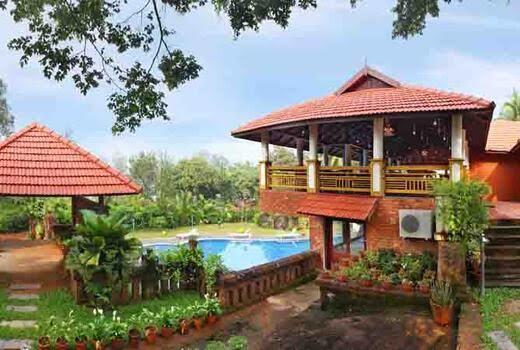 Luxury Resorts New Year's Getaways From Bangalore, vasco da gama beach resort