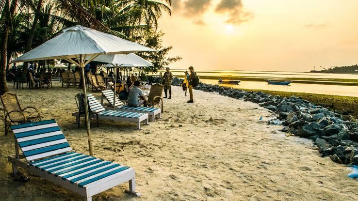 Most Romantic Honeymoon Beach Destinations In India, daman and diu