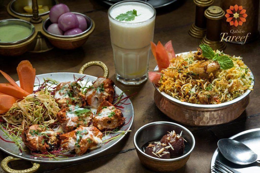 best tandoori chicken places in pune, qabil e tareef