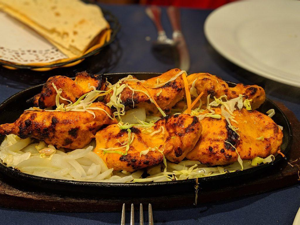 best tandoori chicken places in pune, george restaurant