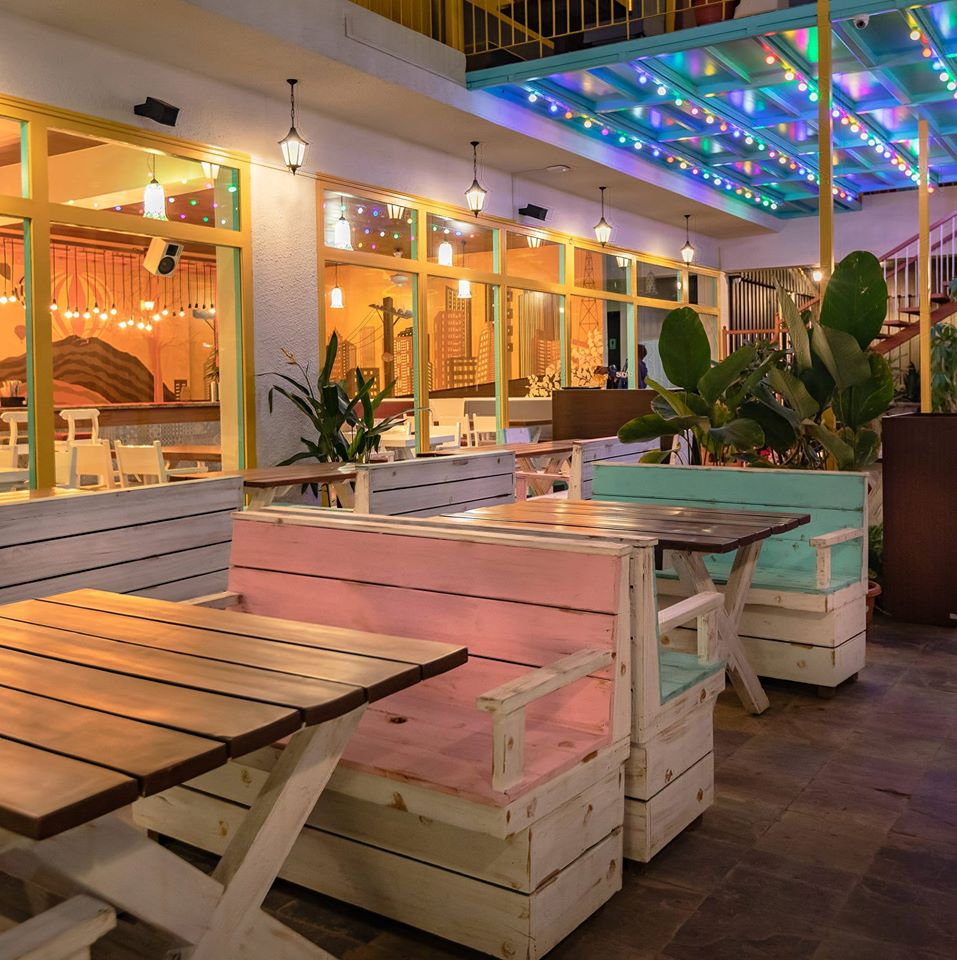 Best Places To Go For New Year's Dinner In Bangalore, vanilla sky