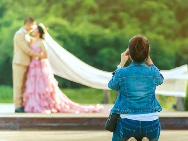 Pre-wedding shoot banned