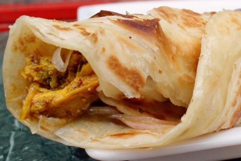 butter naan rolls