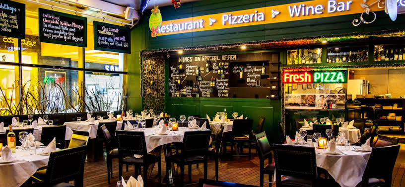 Best Places To Go For New Year's Dinner In Bangalore, toscano