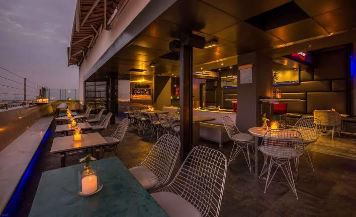 Best Places To Go For New Year's Dinner In Bangalore, 13th floor