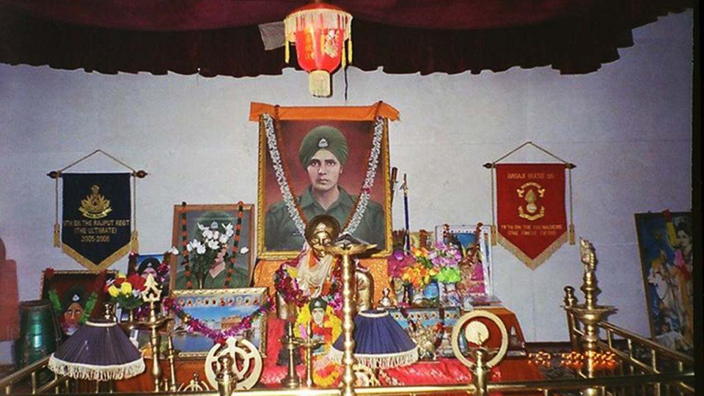 most unique places in india, baba mandir