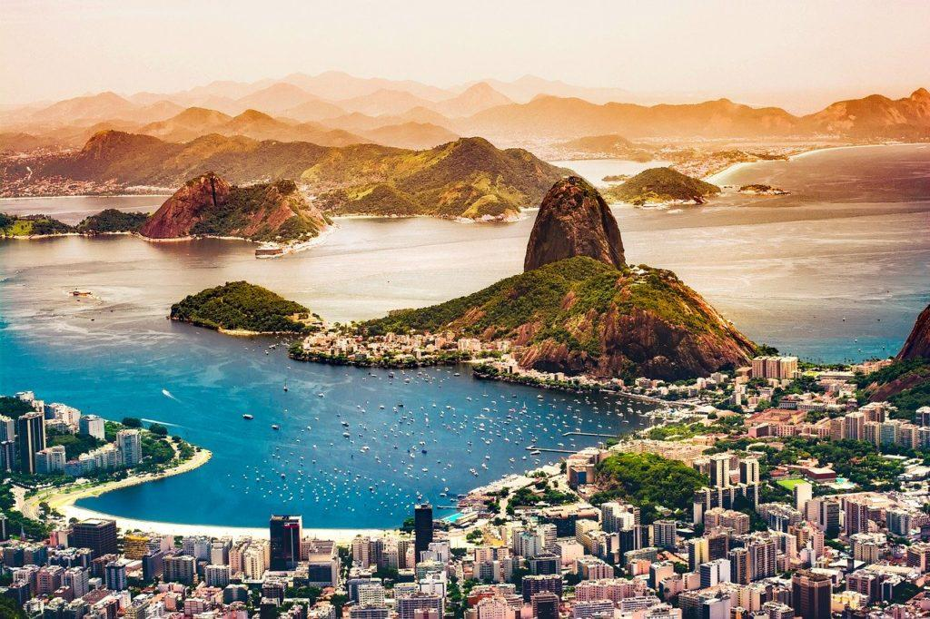 Best Travel Destinations For Couples In 2020, brazil