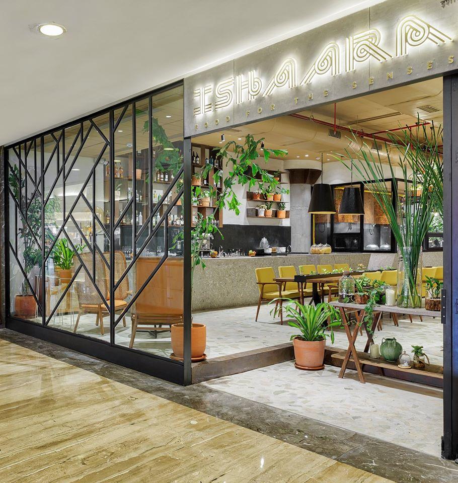 new restaurants in mumbai, ishaara