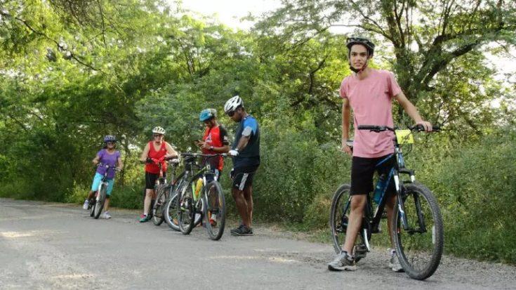 Delhi Cycle Walk Plan