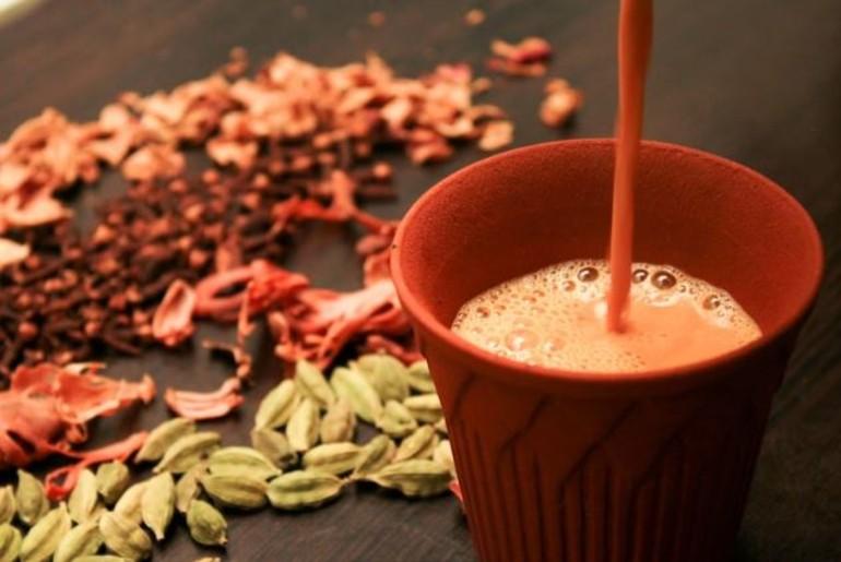 chai flavours