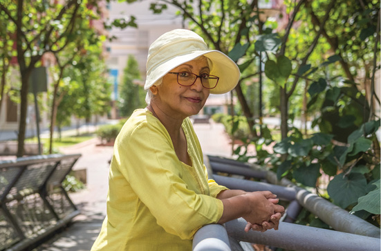study says older women go solo travelling